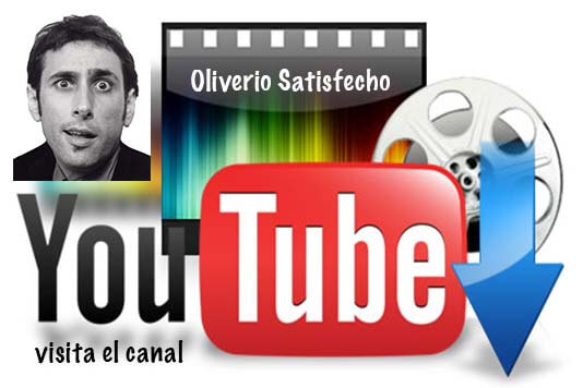 canal youtube del Mago Oliverio Satisfecho