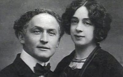 La Metamorfosis de Harry Houdini